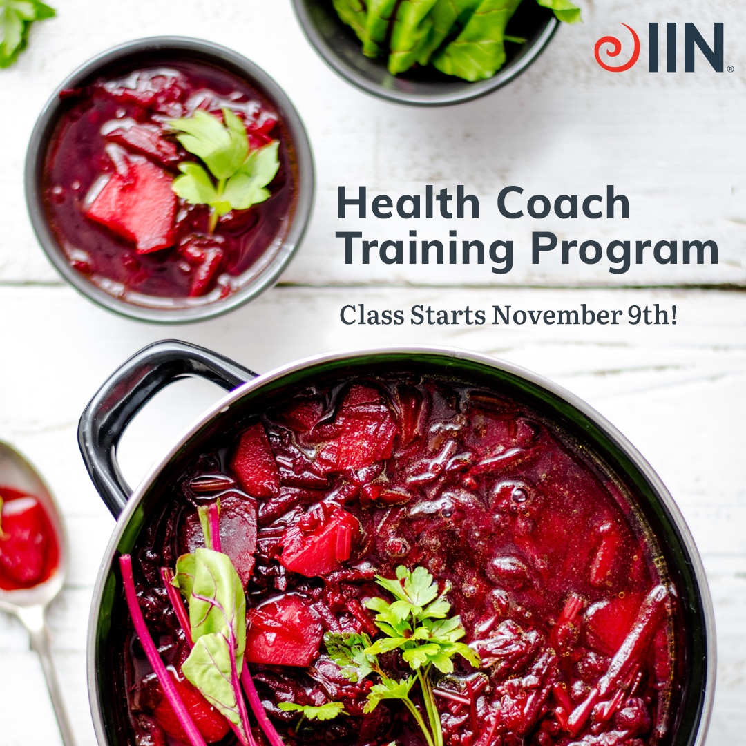 IIN Health Coach Training Program