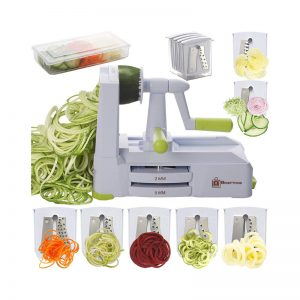 SPIRALIZER for zucchini noodles, zoodles